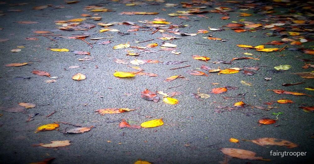 Leafy Path. by fairytrooper