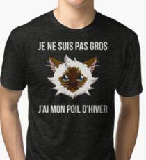 Je ne suis pas gros... (SLG Webshow) Tri-blend T-Shirt