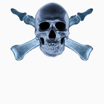 Skull n Fingers by Fingered