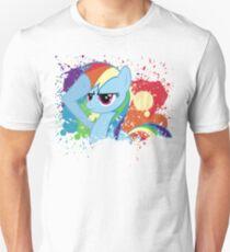 Salute to Rainbow Dash T-Shirt