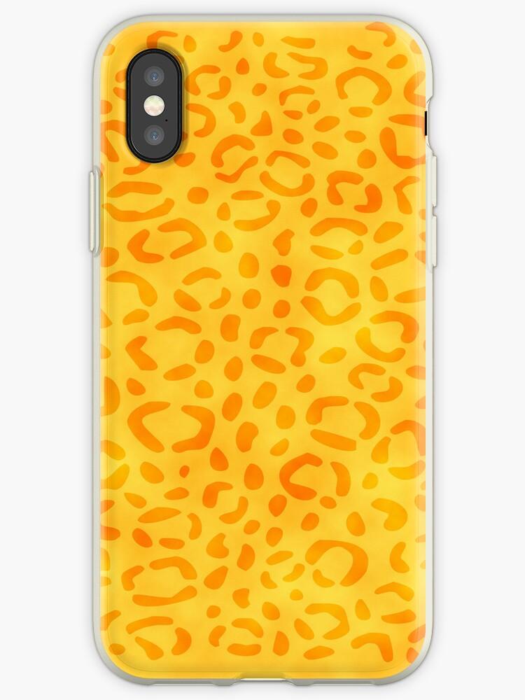Yellow Leopard Print by Rewards4life