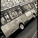 Fenway Trolley by apsjphotography
