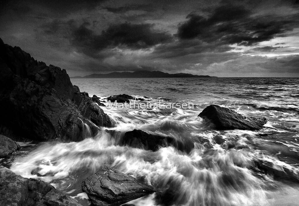 Dark Waters #2 by Matthew Larsen