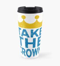 Take the Crown Travel Mug