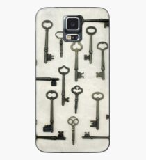 The Key Collection IPhone Case Case/Skin for Samsung Galaxy