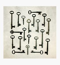 The Key Collection Fine Art Photo Print Photographic Print