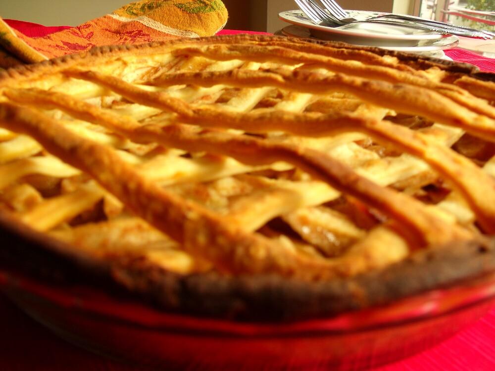 Homemade Apple Pie by popphotogog