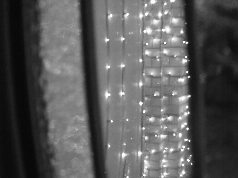 Black and White lights by popphotogog