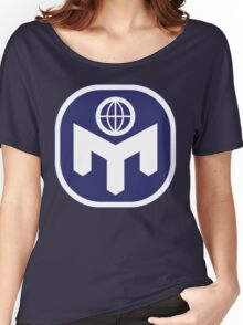 Mensa Real Genius Women's Relaxed Fit T-Shirt