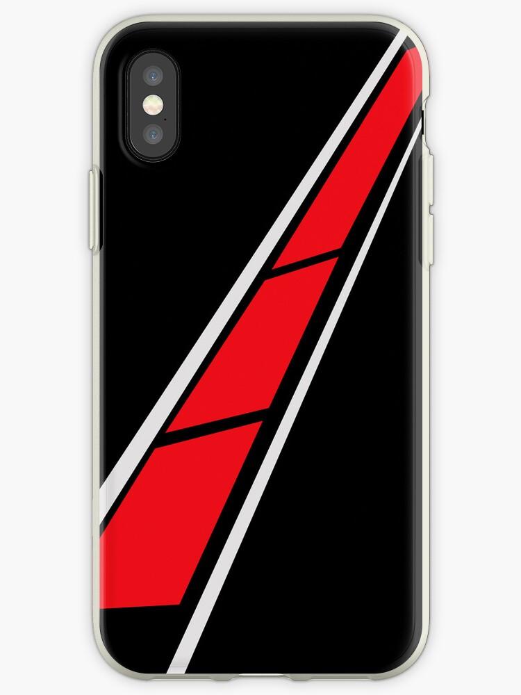 YAMAHA (Red on Black) by Koukiburra