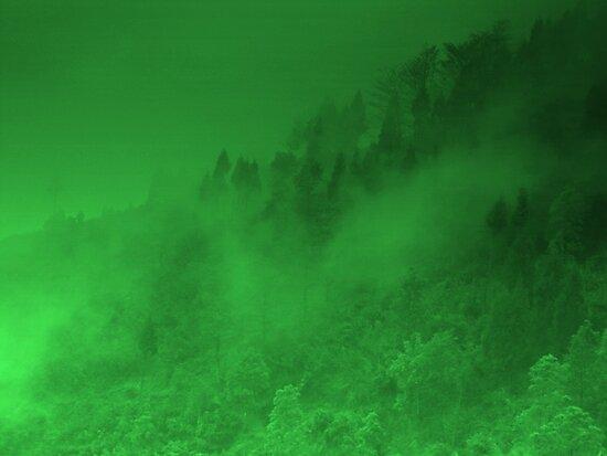 Green...!!! by Prem Pawar
