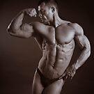 Athlete by Albert Smirnov