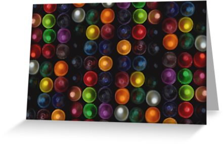 Crayons by Nick Martin