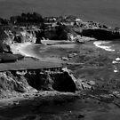 Coastal Monochrome ~ Part Two by artisandelimage