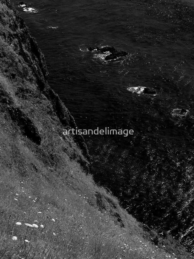 Coastal Monochrome ~ Part Three by artisandelimage