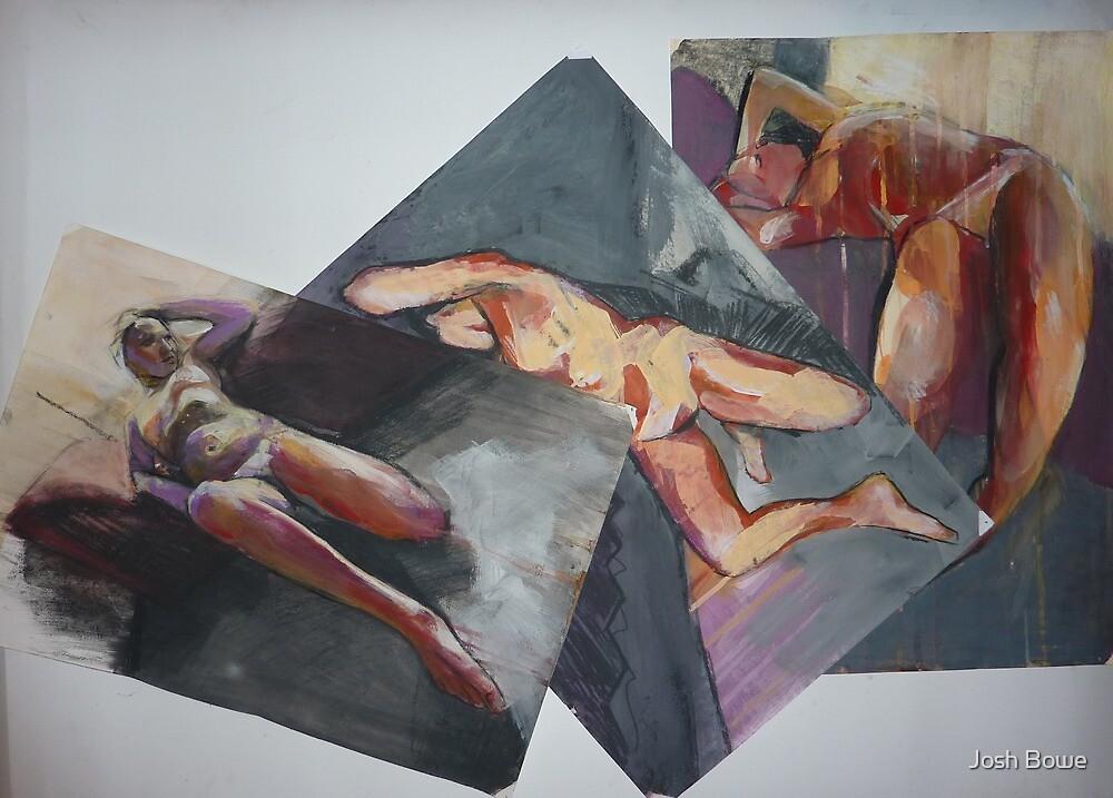 Tessellated 10 by Josh Bowe