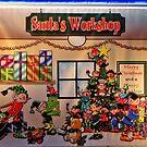 Santa's Workshop  by Chuck Gardner
