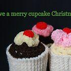 Cupcake Christmas by linsads