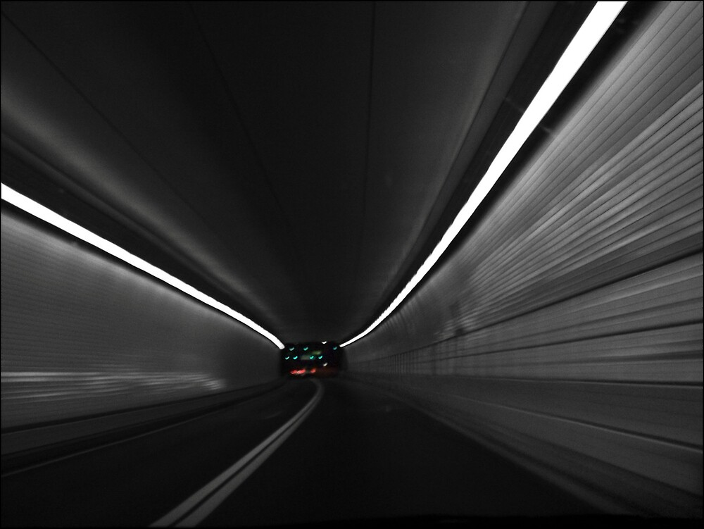 Holland Tunnel by saripin