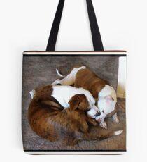 Kissy, Kissy Tote Bag