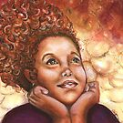 A Little Princess Dreams by Alga Washington