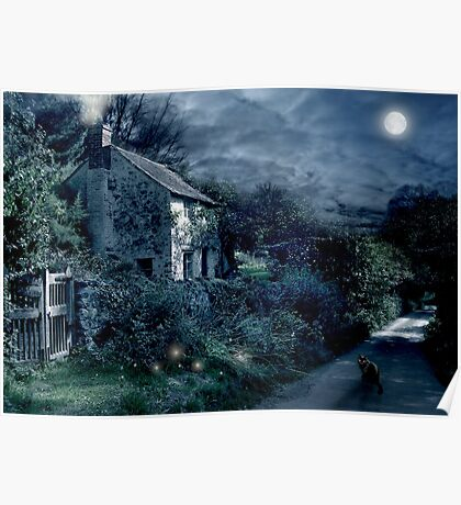 The Witches House Poster