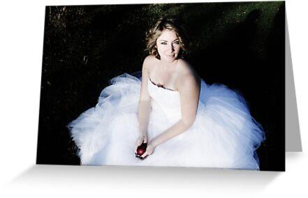New Snow White by Allaina Morton-Cruise