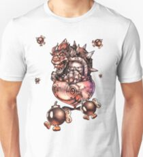 BOMBS AWAY BOWSER Unisex T-Shirt