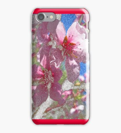 SAKURA. iPhone Case/Skin