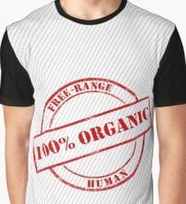 Free-Range Human Graphic T-Shirt