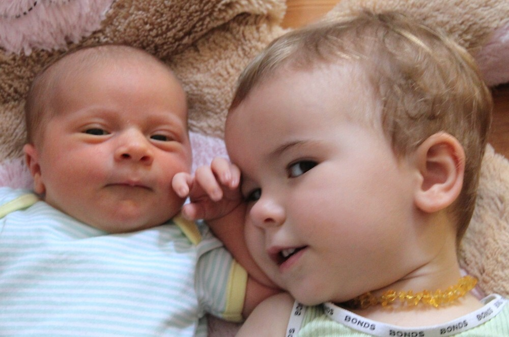 Sisterly Love by Jenelle  Irvine