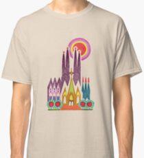Camiseta clásica Barcelona