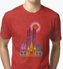 Barcelona Tri-blend T-Shirt