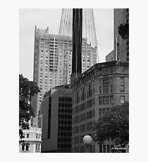 Sydney - Streetscape 2 Photographic Print