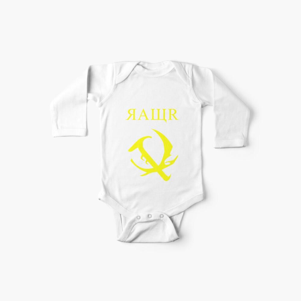Sowjetischer Dinosaurier (Hammer & Sichel) Baby Body