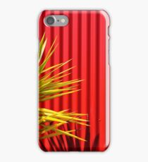 sharp contrast iPhone Case/Skin