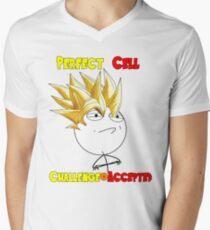 DBZ Hilarity! Men's V-Neck T-Shirt