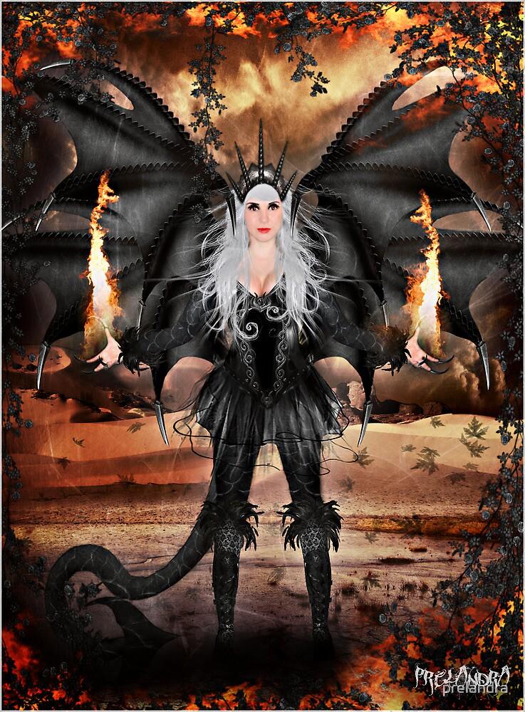 Dragon by prelandra