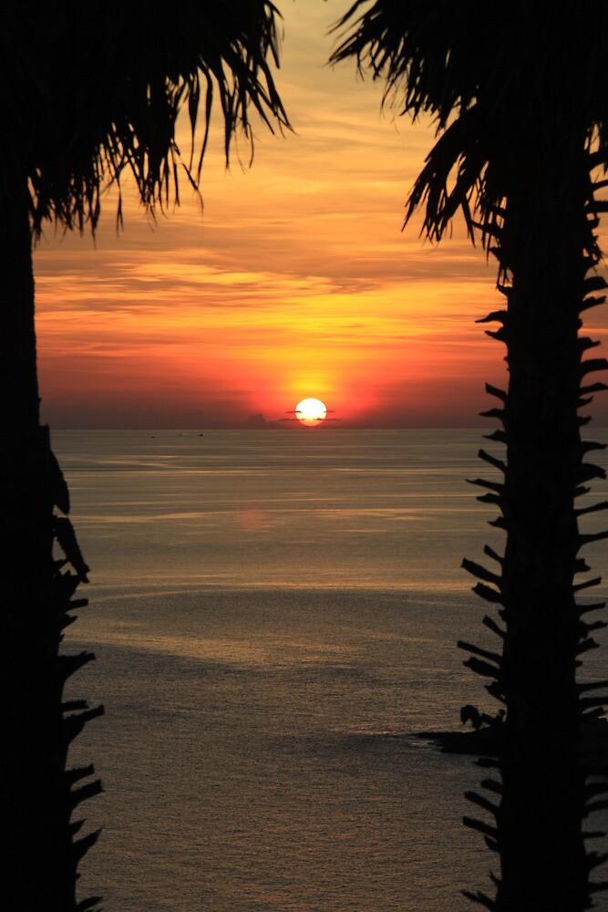 Sunset In Phuket by Julian Lowry