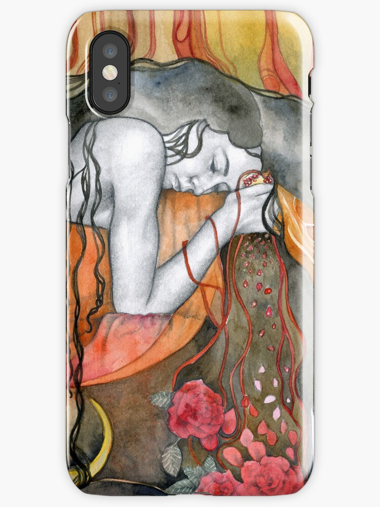 Persephone by Patricia Ariel