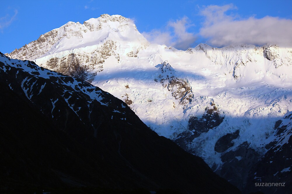 Southern Alps by suzannenz