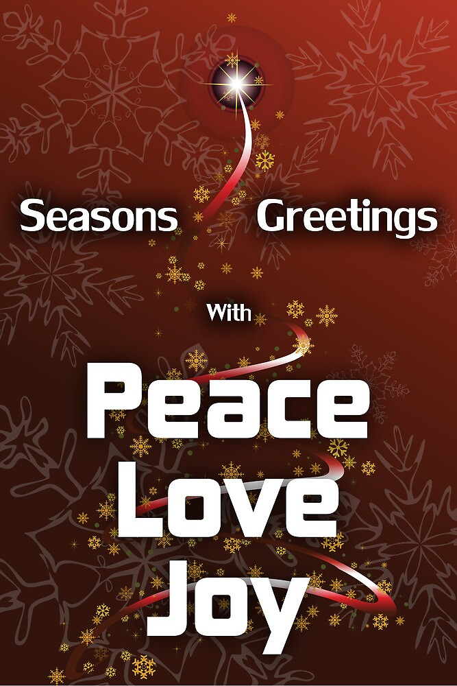 Christmas Card by Shemah Appleton