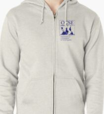 The Organization of Cartographers for Social Equality Zipped Hoodie