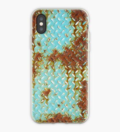 Metal Floor Plate - iPhone Case iPhone Case