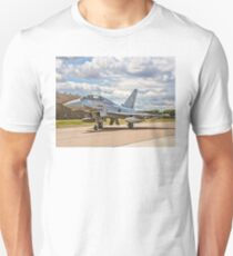 Eurofighter Typhoon T.3 ZJ805/BD Taxying Unisex T-Shirt