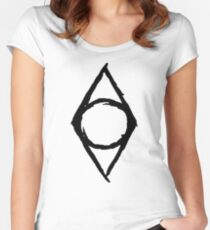 Thieves Guild Shadowmark Women's Fitted Scoop T-Shirt