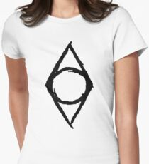 Thieves Guild Shadowmark Women's Fitted T-Shirt