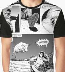 Terror of The Sheep page 1 Graphic T-Shirt