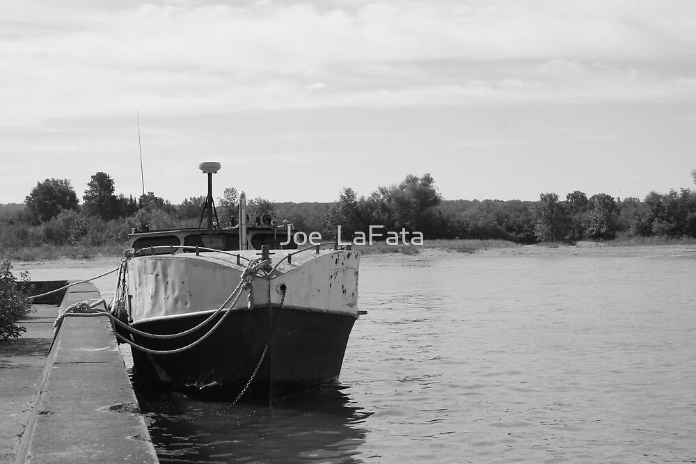 Great lake fish boat by Joe  LaFata