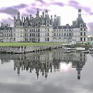 The Sentinels of Chambord (8) by Larry Lingard-Davis